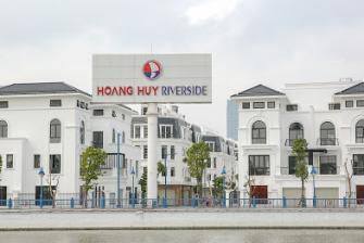 Tập đoàn tài chính Hoàng Huy - Chủ đầu tư các dự án BĐS ở Hải Phòng
