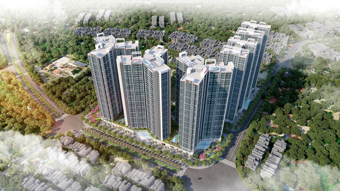 Dự án Hoàng Huy Commerce